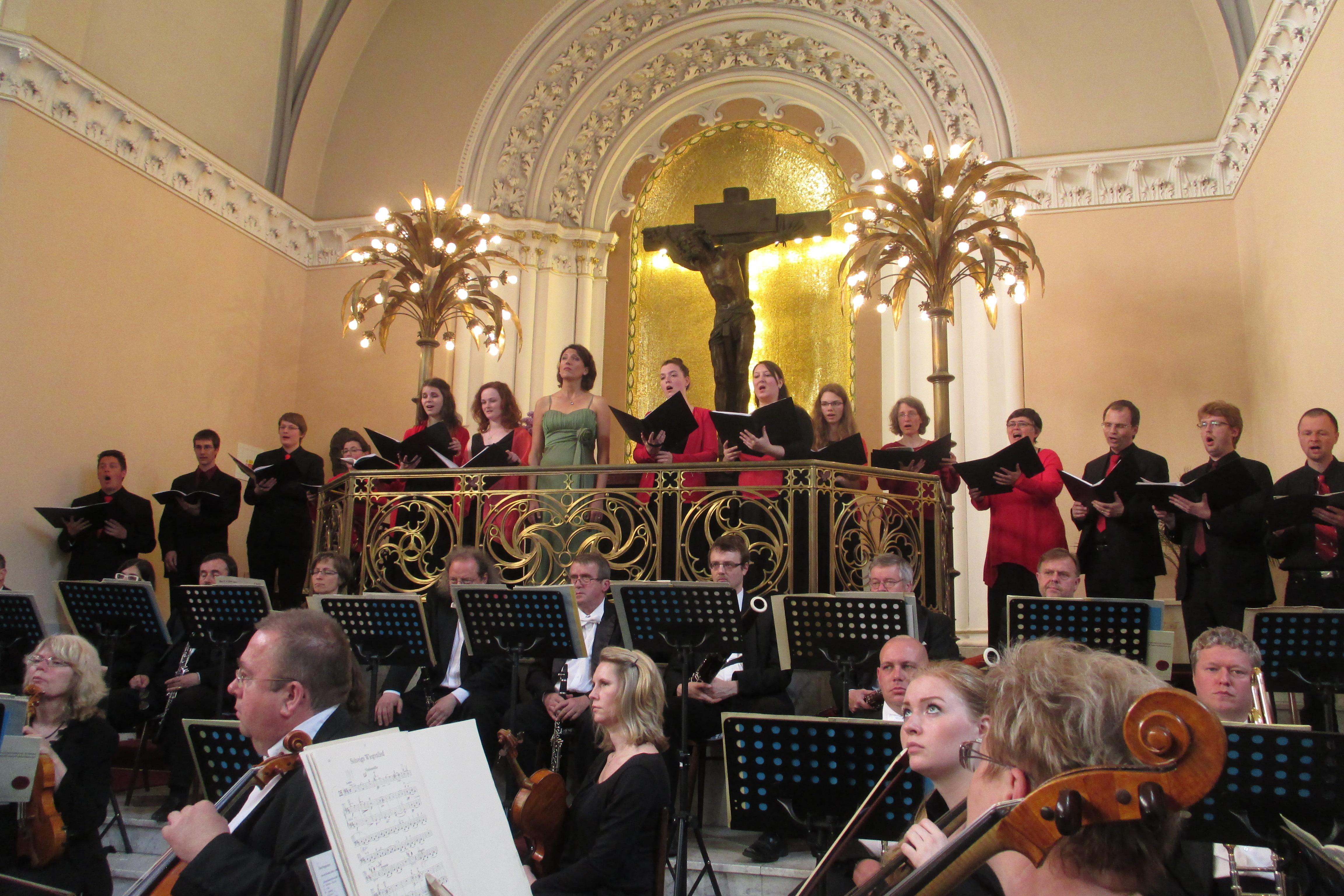 Romantický symfonický koncert