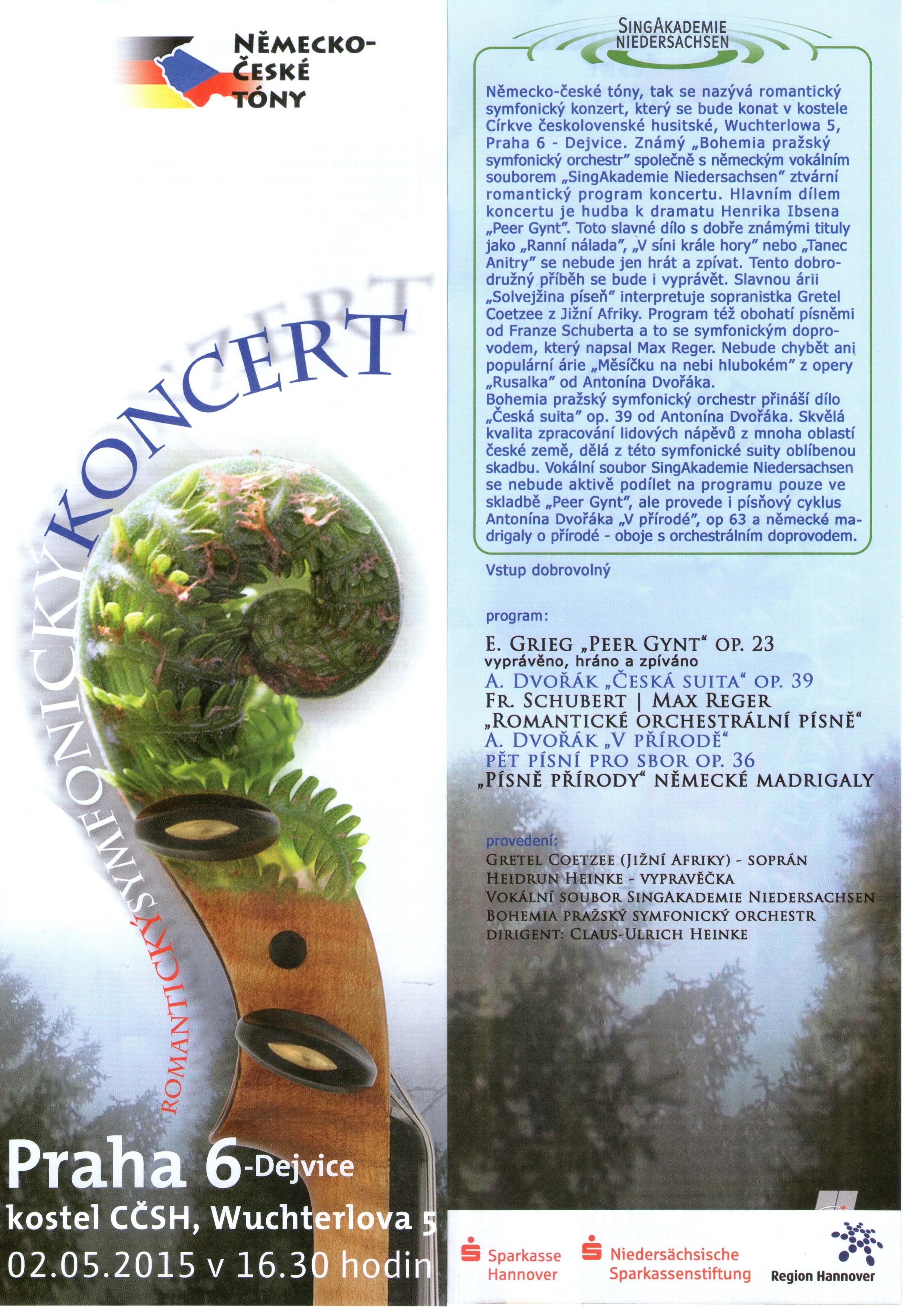 Symphonic Walpurgisnacht (reprise of the Goslar concert)