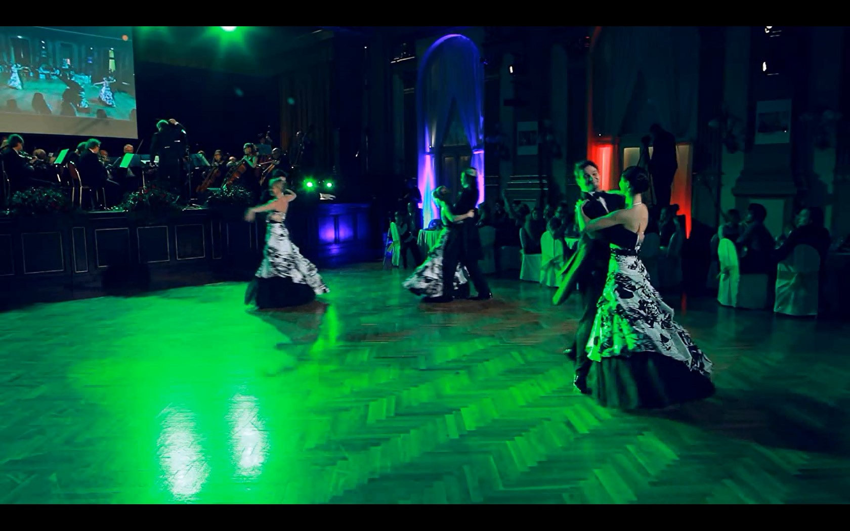 Gala evening Republic of Azerbaijan
